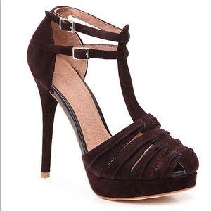 Joie Rexanne Platform Sandal Sz. 39.5